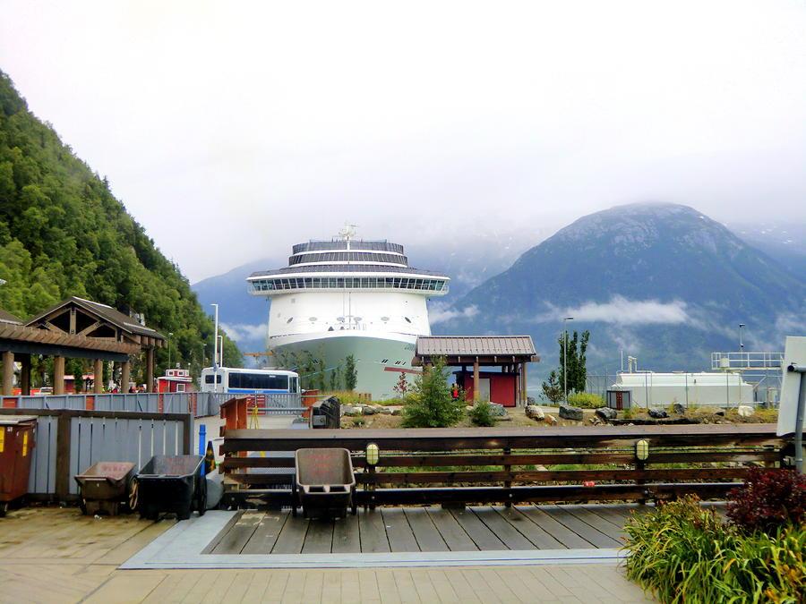 Ketchikan Alaska  Photograph