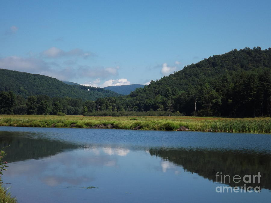 Kettle Creek Photograph By Pamela Rivera