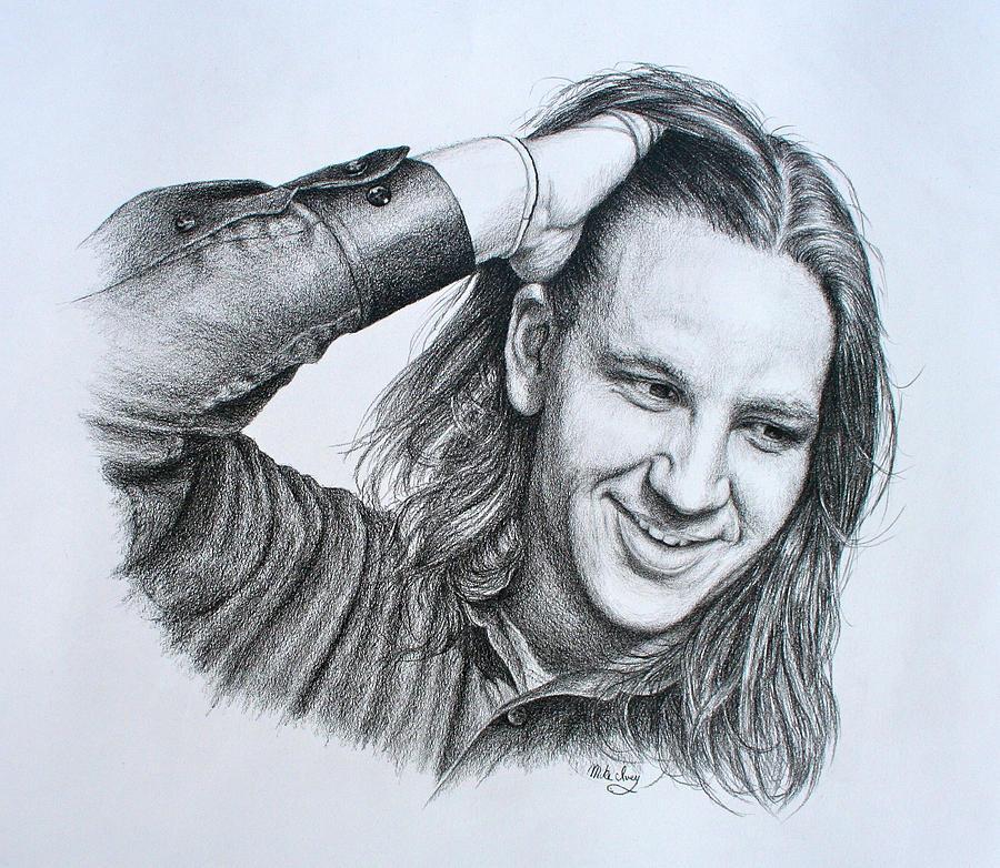 Kevin Daniel Yates Drawing
