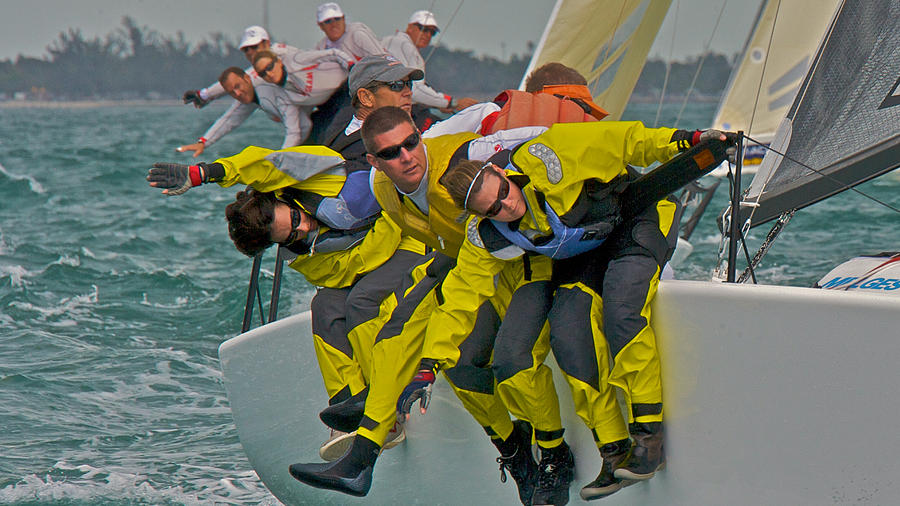 Key West Regatta Photograph