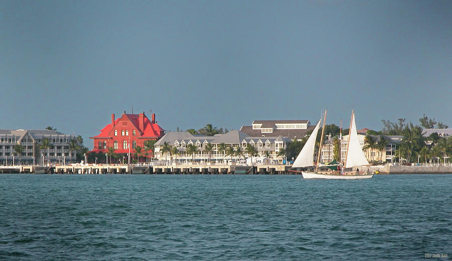 Key West Shoreline Photograph