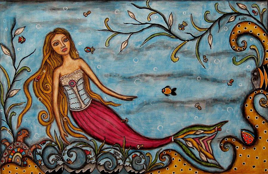 Keziah Painting