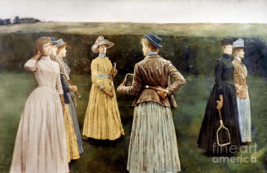 Khnopff: Memoires, 1889 Photograph