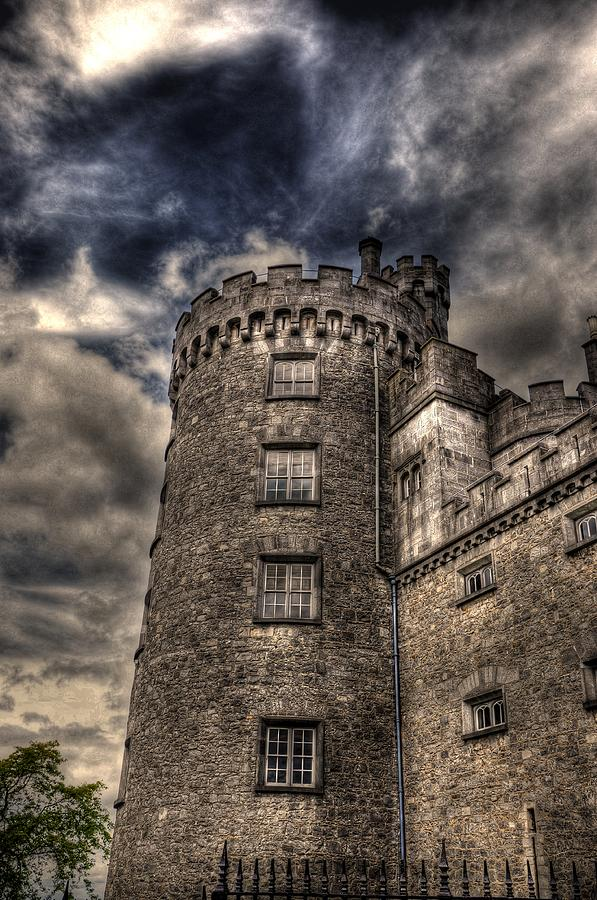 Kilkenny Castle Digital Art