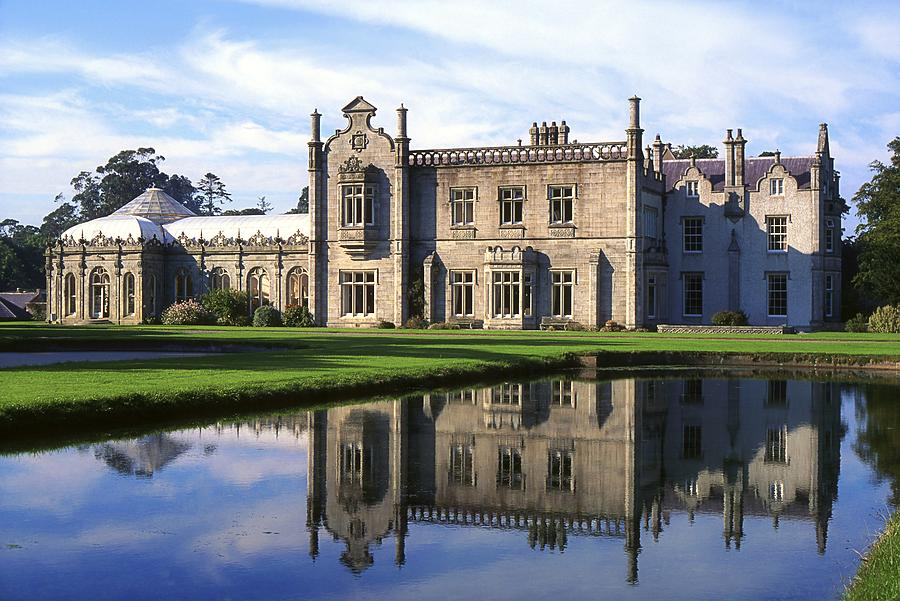Kilruddery House And Gardens, Co Photograph