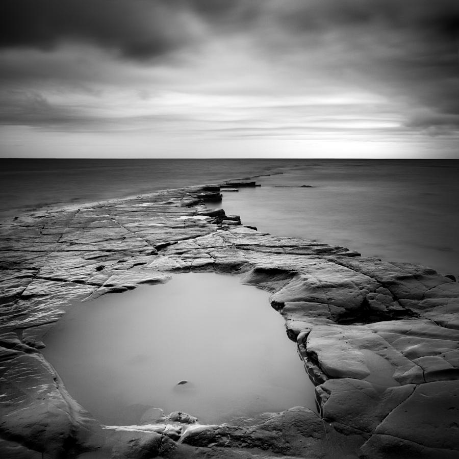 England Photograph - Kimmerdige Bay by Nina Papiorek