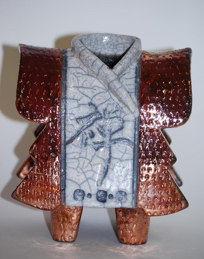 Kimono People Ceramic Art