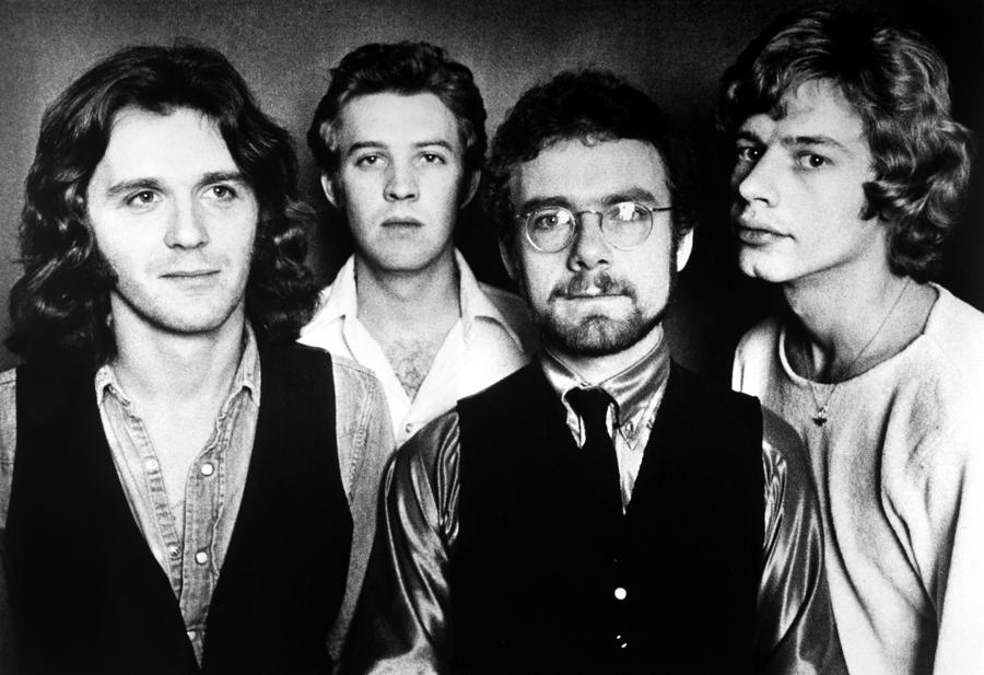 King Crimson, 1974 Photograph