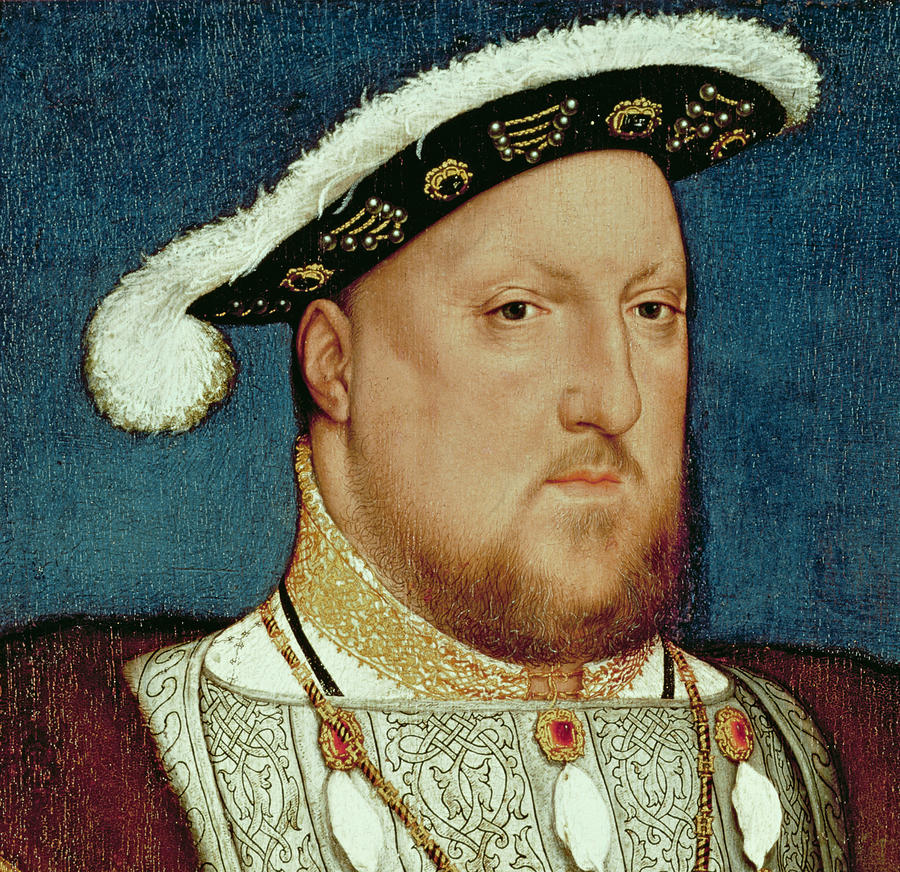 King Henry Viii Painting