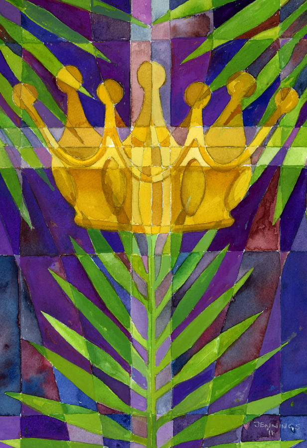 King Of Kings Painting  - King Of Kings Fine Art Print
