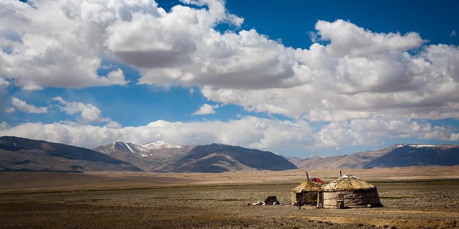 Kirgizian Jurts Photograph