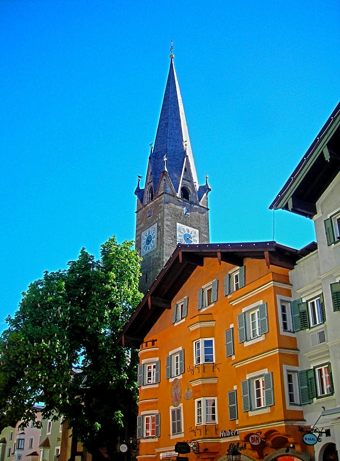 Kitzbuehel - Austria Photograph