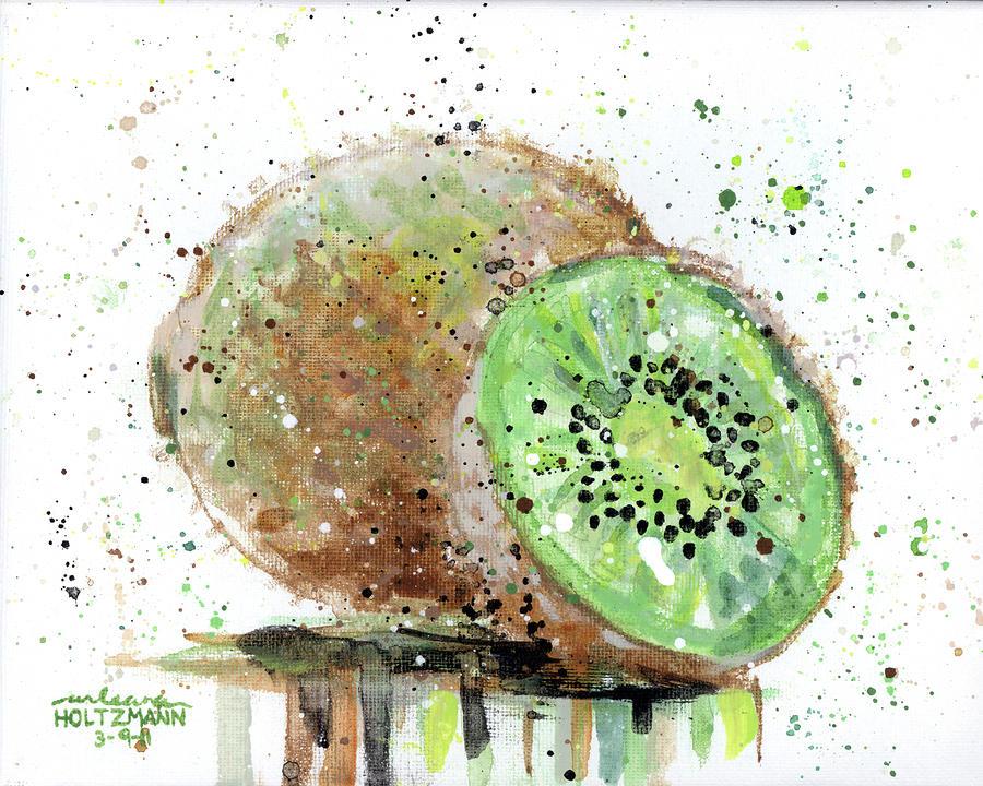 Kiwi 2 Painting