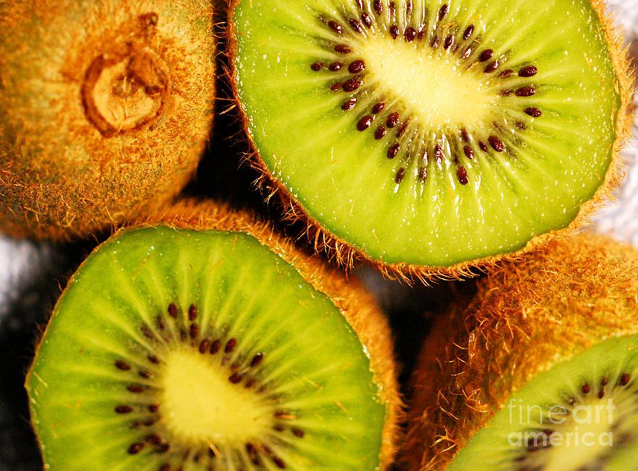 Kiwi Fruit Photograph