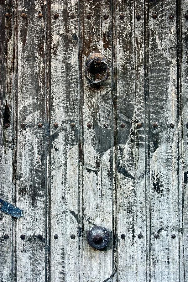 Knock On Wood Photograph  - Knock On Wood Fine Art Print