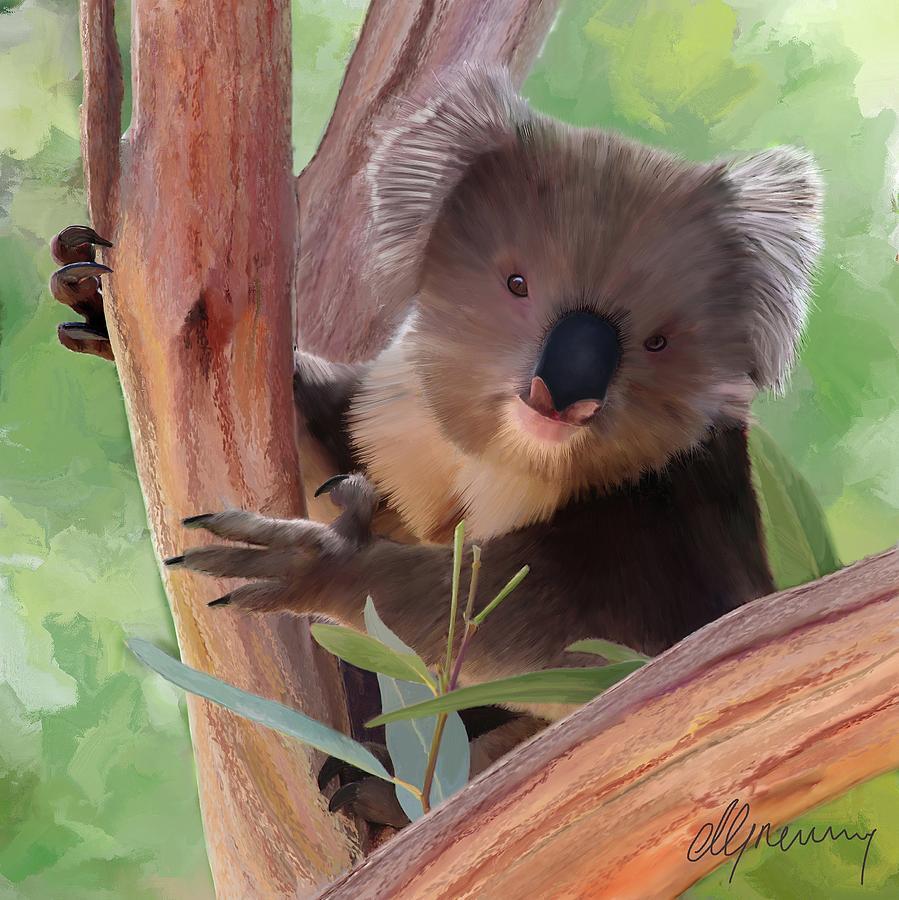 Koala  Painting Painting