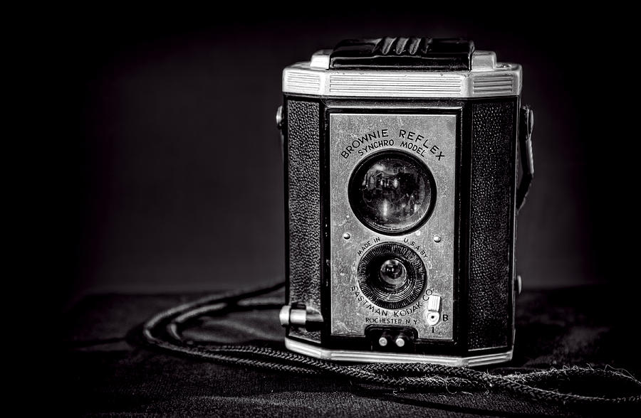 Kodak Brownie Photograph