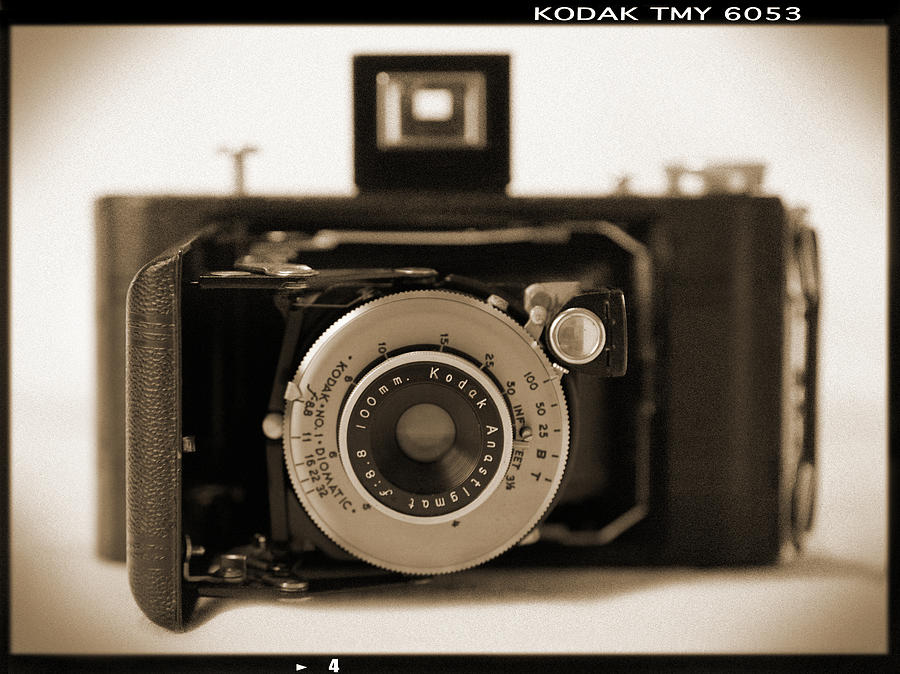 Kodak Diomatic Photograph