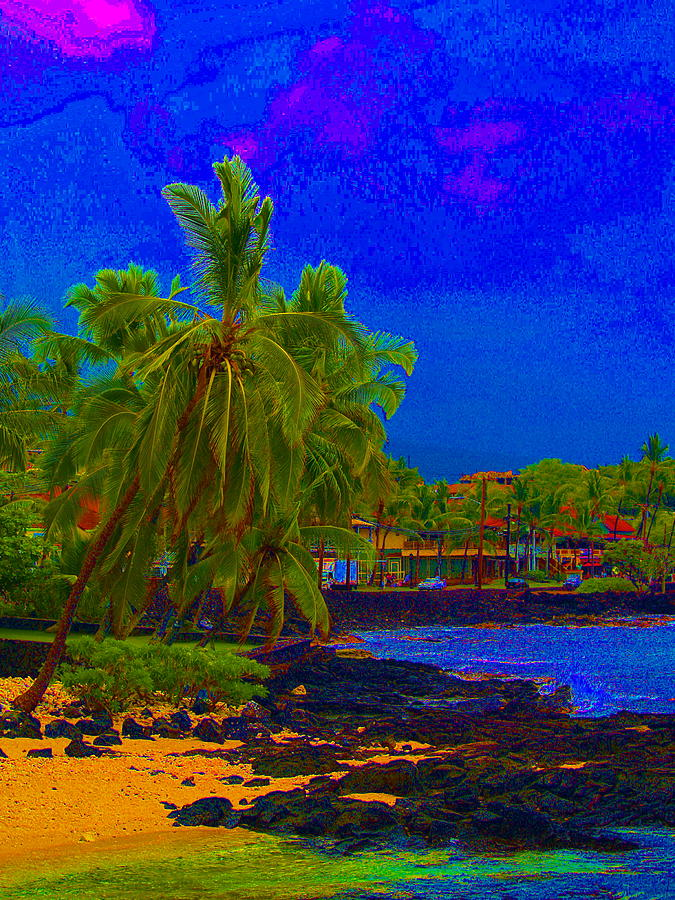 Kona Photograph  - Kona Fine Art Print