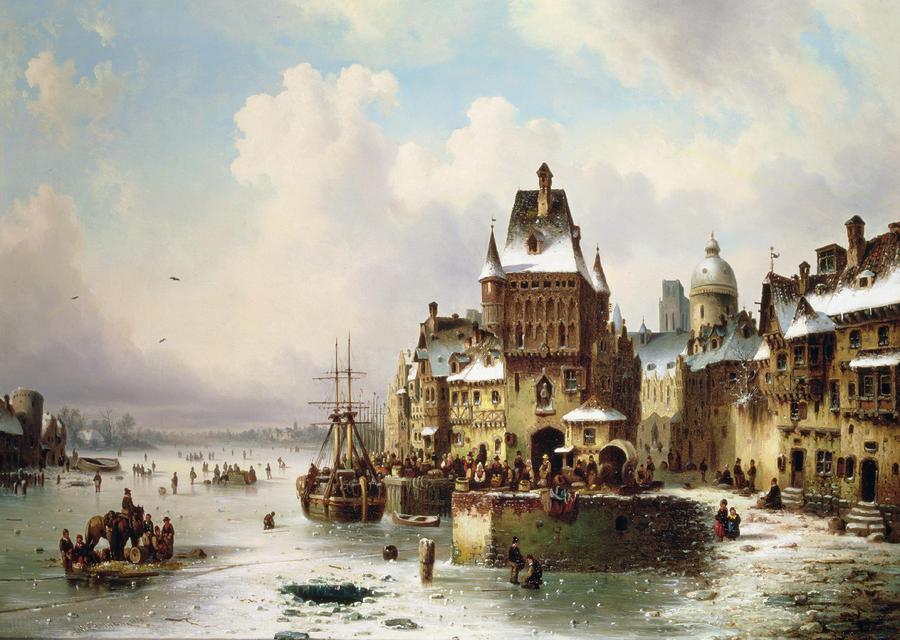 Konigsberg Painting