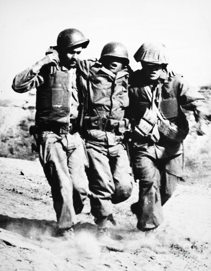 Korean War: Pork Chop Hill Photograph