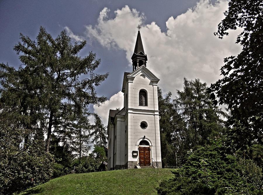 Kostel Panny Marie Lourdske Photograph