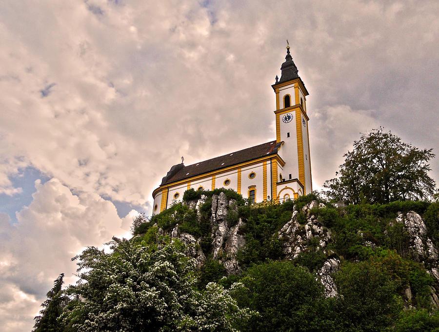 Kreuzbergkirche - Pleystein Photograph
