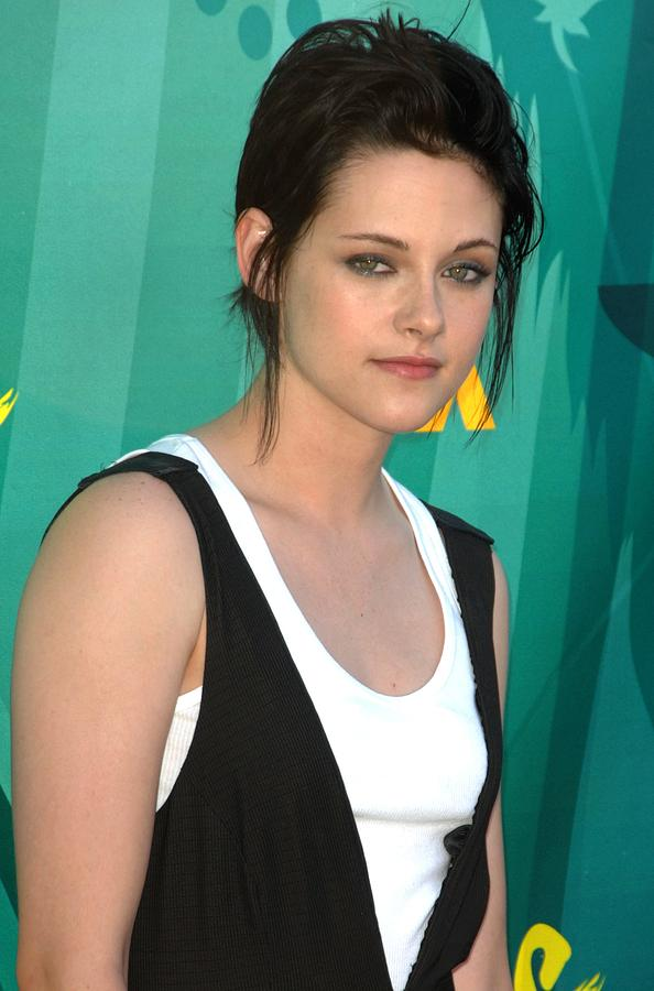 Kristen Stewart At Arrivals For Teen Photograph
