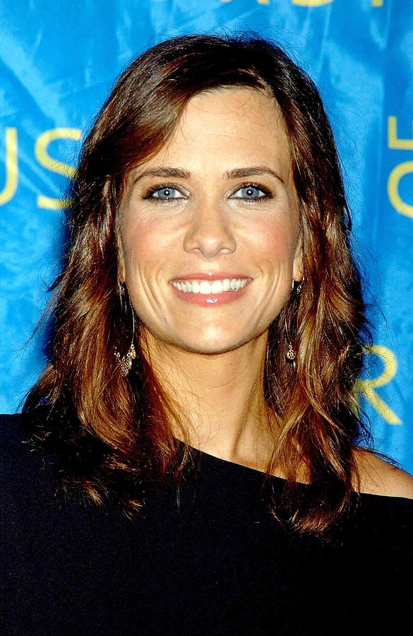 Kristen Wiig At Arrivals For American Photograph  - Kristen Wiig At Arrivals For American Fine Art Print