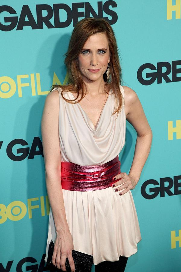 Kristen Wiig At Arrivals For Grey Photograph