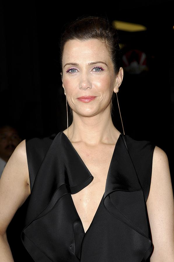 Kristen Wiig At Arrivals For Paul Photograph  - Kristen Wiig At Arrivals For Paul Fine Art Print