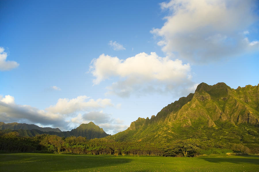 Kualoa Ranch Photograph