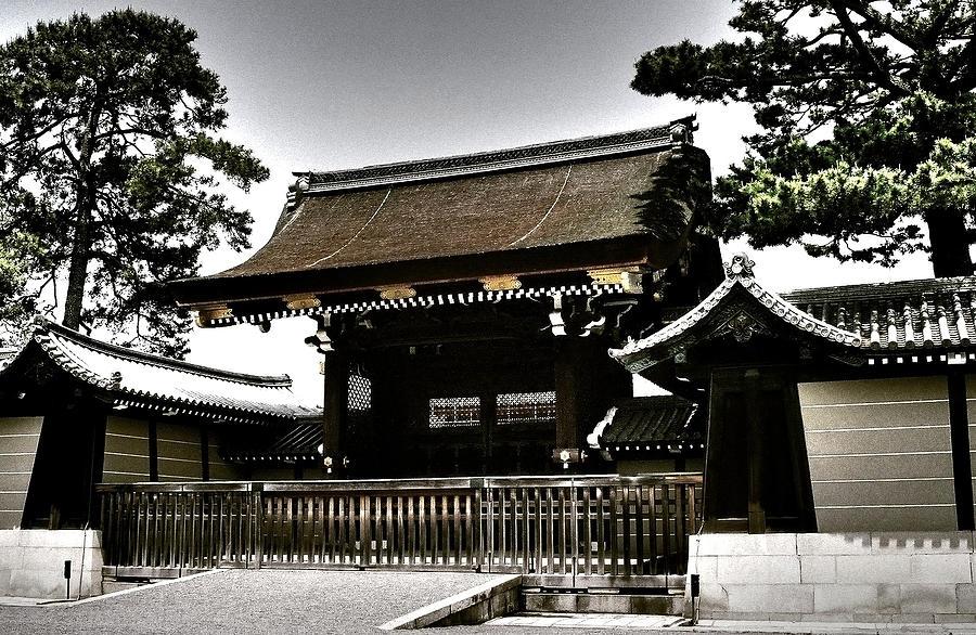 Kyoto Gosho Photograph