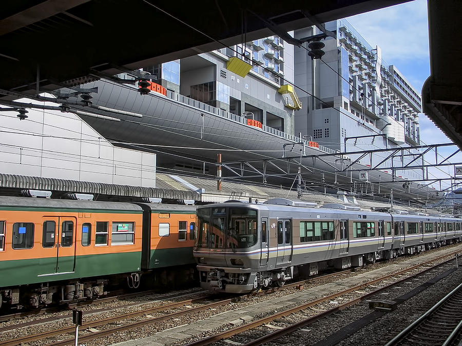 Hotels Close To Kyoto Train Station