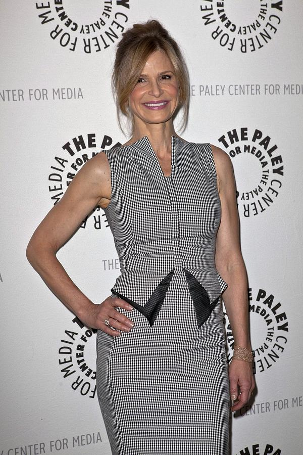 Kyra Sedgwick Wearing An Antonio Photograph  - Kyra Sedgwick Wearing An Antonio Fine Art Print