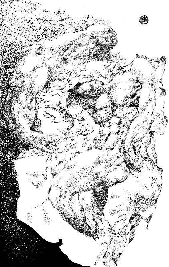La 3 Drawing