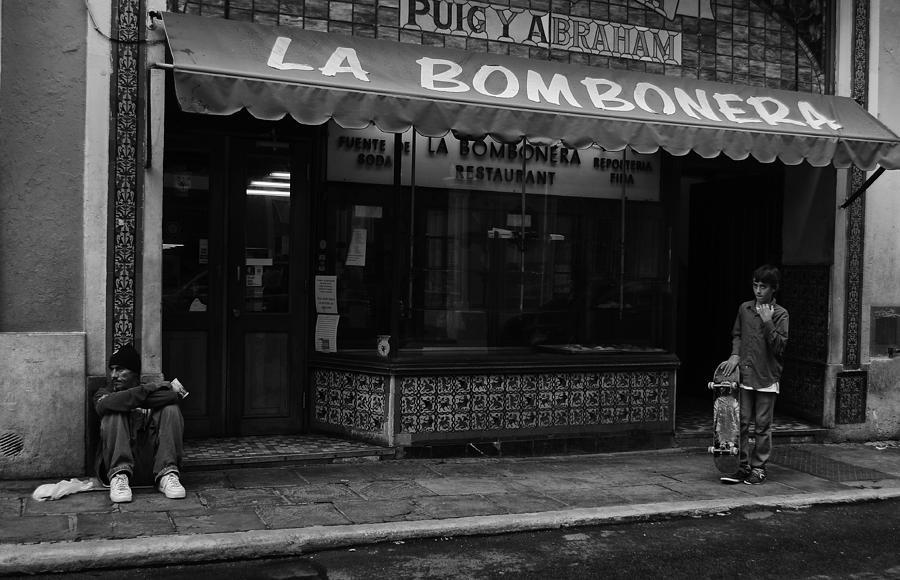 La Bombonera Photograph