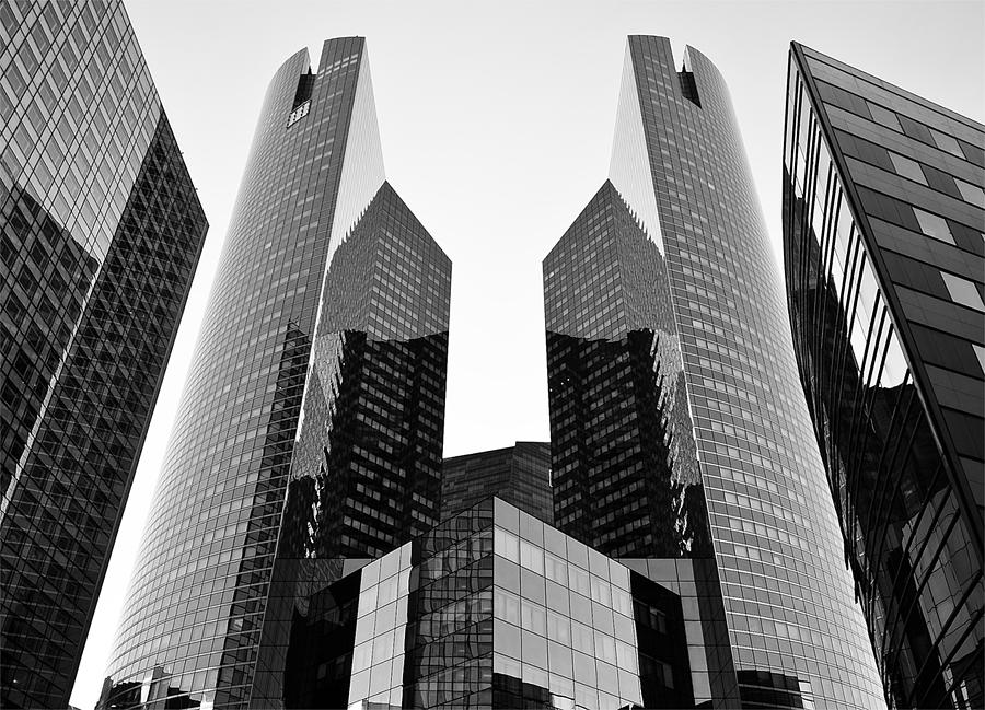 La Defense Photograph  - La Defense Fine Art Print
