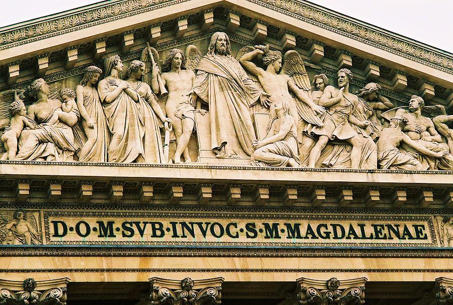 La Madeleine Photograph