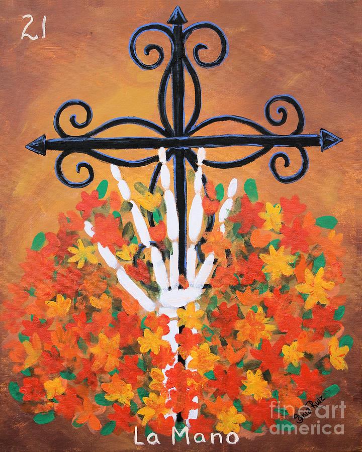 La Mano Painting