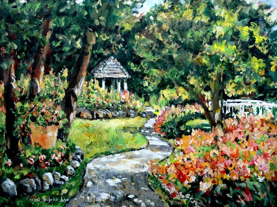 La Paloma Gardens by Ingrid Dohm