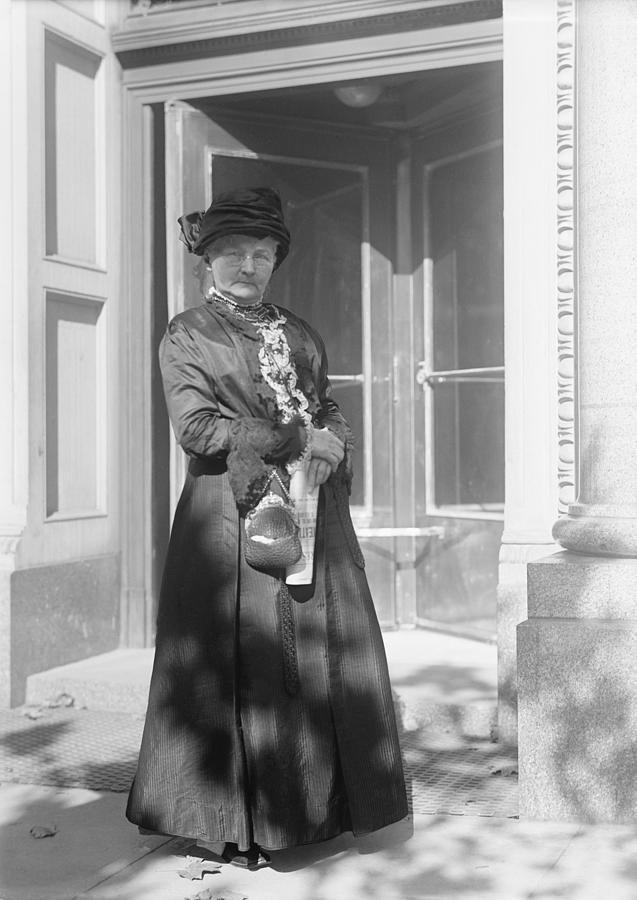 Labor Union Activist, Mother Jones Photograph