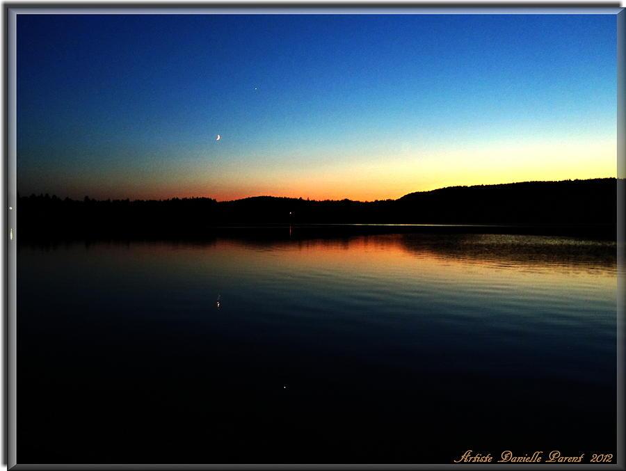 Lac Caribou Quebec Photograph