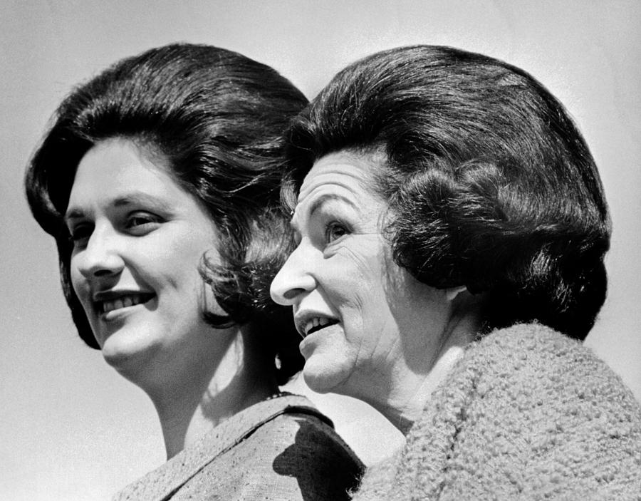 Lady Bird Johnson, The First Lady Photograph
