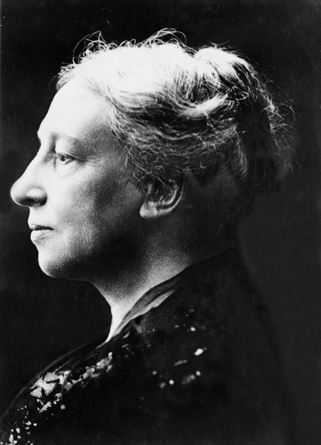 Historical Photograph - Lady Isabella Augusta Gregory by Everett