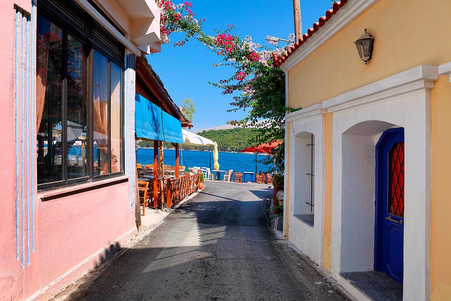 Lagada Chios Greece  Photograph