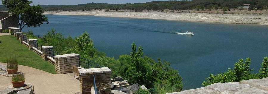 Lago Vista Texas Lake Travis Photograph  - Lago Vista Texas Lake Travis Fine Art Print