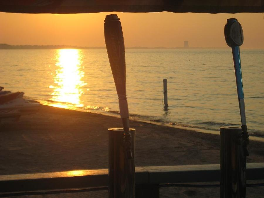 Lake Erie On Tap Photograph