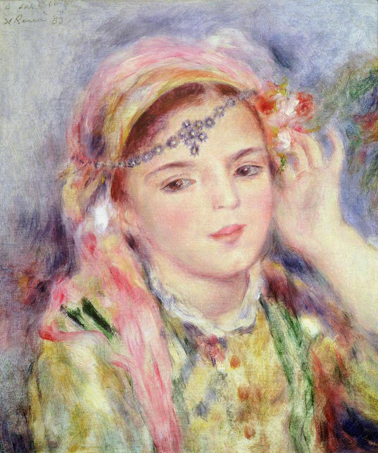 Lalgerienne Painting