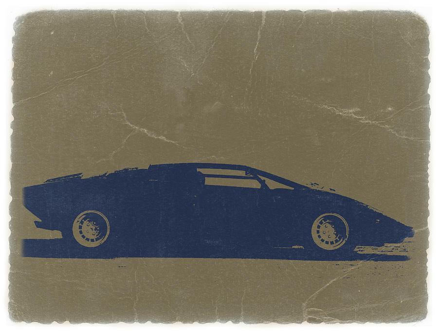 Lamborghini Countach Photograph